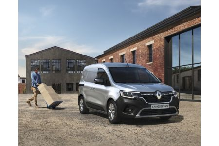 Renault Reveals All-New Kangoo Van