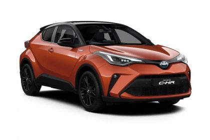 Toyota C-HR SUV 5Dr 1.8 VVT-h 122PS Design 5Dr CVT [Start Stop]
