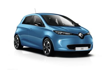 Renault Zoe Hatchback Hatch 5Dr E R110 52kWh 80KW 107PS i Iconic Rapid Charge 5Dr Auto