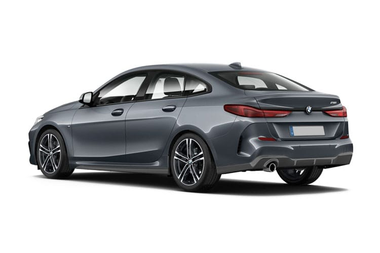 BMW 2 Series 218 Gran Coupe 1.5 i 136PS M Sport 4Dr DCT [Start Stop] [Tech Pro] back view