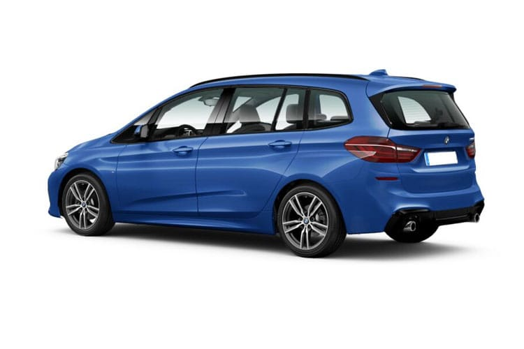 BMW 2 Series Tourer 218 Active Tourer 1.5 i 140PS Sport 5Dr Manual [Start Stop] back view
