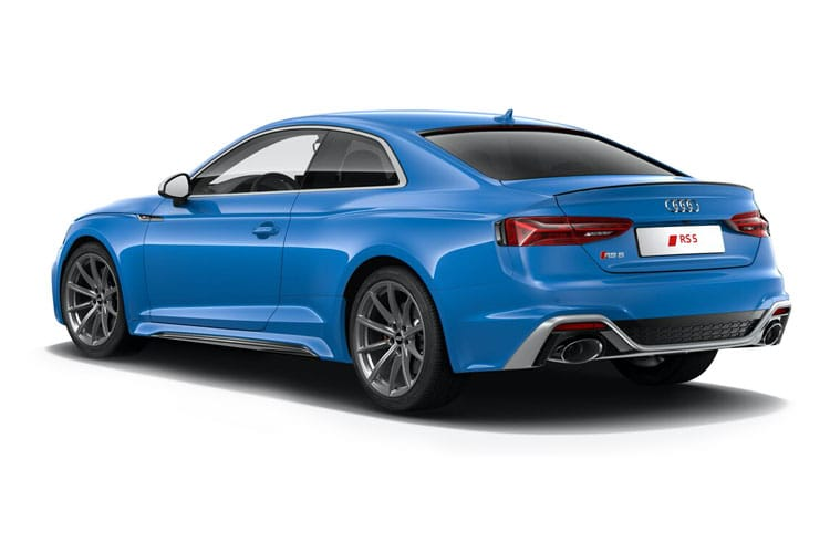 Audi A5 35 Coupe 2Dr 2.0 TFSI 150PS Sport 2Dr S Tronic [Start Stop] back view