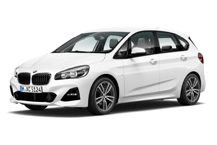 BMW 2 Series Tourer 225xe Active Tourer 1.5 PHEV 10kWh 224PS Sport 5Dr Auto [Start Stop] front view
