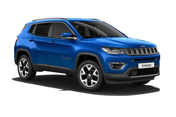 Jeep Compass SUV FWD 1.6 MultiJetII 120PS Longitude 5Dr Manual [Start Stop] front view