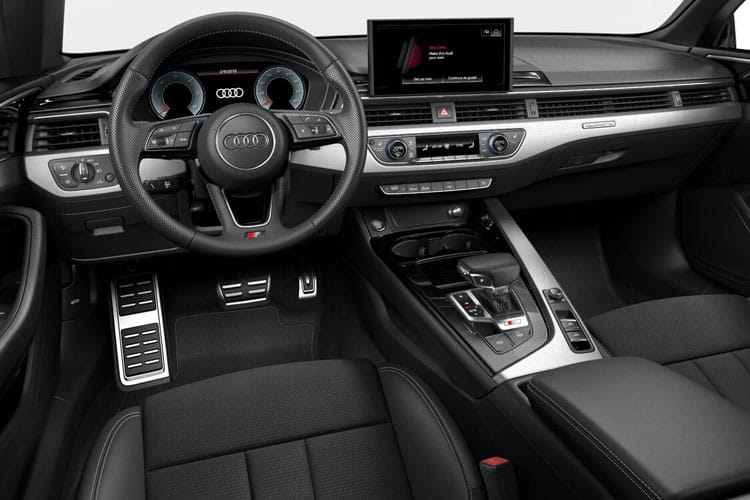 Audi A5 40 Cabriolet 2Dr 2.0 TFSI 204PS Edition 1 2Dr S Tronic [Start Stop] [Comfort Sound] inside view