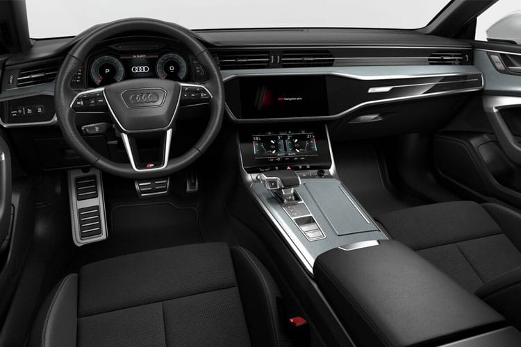 Audi A7 45 Sportback quattro 5Dr 2.0 TFSI 265PS Black Edition 5Dr S Tronic [Start Stop] [Comfort Sound] inside view