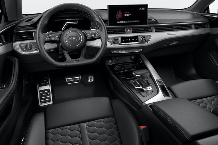 Audi A5 35 Coupe 2Dr 2.0 TFSI 150PS Sport 2Dr S Tronic [Start Stop] inside view