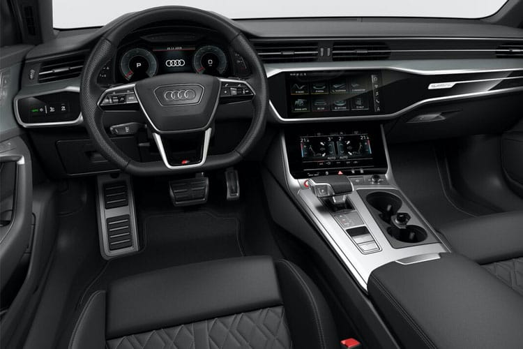 Audi A6 40 Saloon 2.0 TFSI 204PS Sport 4Dr S Tronic [Start Stop] inside view