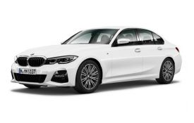 BMW 3 Series Saloon 318 Saloon 2.0 d MHT 150PS M Sport 4Dr Auto [Start Stop] [Tech Pro]