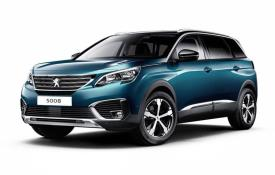 Peugeot 5008 SUV SUV 1.5 BlueHDi 130PS GT Premium 5Dr EAT8 [Start Stop]