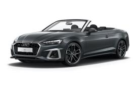 Audi A5 Convertible 35 Cabriolet 2Dr 2.0 TFSI 150PS S line 2Dr S Tronic [Start Stop] [Comfort Sound]