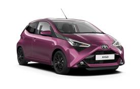 Toyota Aygo Hatchback Hatch 5Dr 1.0 VVTi 71PS x-clusiv 5Dr x-shift