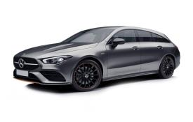 Mercedes-Benz CLA Estate CLA220 Shooting Brake 2.0 d 190PS AMG Line Premium 5Dr 8G-DCT [Start Stop]