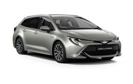 Toyota Corolla Estate Touring Sports 2.0 VVT-h 184PS Design 5Dr CVT [Start Stop]