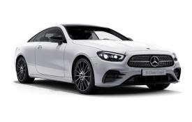 Mercedes-Benz E Class Coupe E450 Coupe 4MATIC 3.0 MHEV 389PS AMG Line Night Edition 2Dr G-Tronic+ [Start Stop] [Premium Plus]