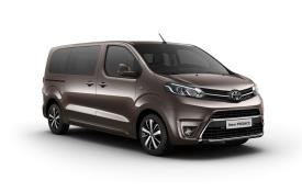 Toyota PROACE Verso MPV Long 2.0 D FWD 150PS Shuttle MPV Manual [Start Stop] [9Seat Safety Sense Navi]