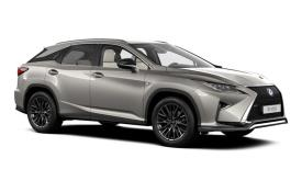 Lexus RX SUV 450h SUV 4wd 3.5 h V6 313PS F-Sport 5Dr E-CVT [Start Stop] [Tech Safety]
